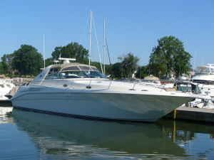 Sea Ray SUNDANCER WITH TNT LIFT 1997 Sea Ray Boats for Sale