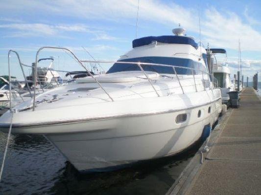 1997 Sealine 450 Statesman Aft Cabin Cruiser Boats