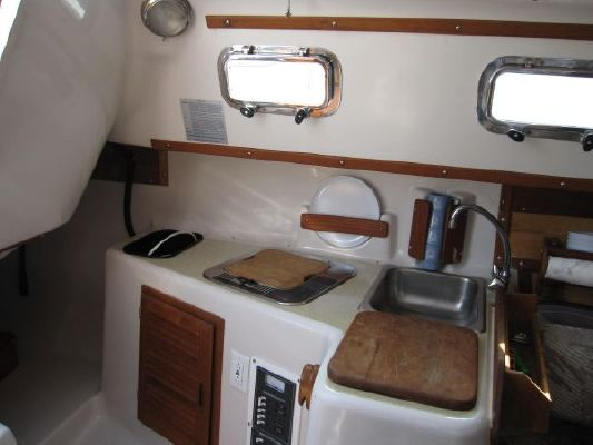 Boats for Sale & Yachts Seaward 25 1997 Sailboats for Sale