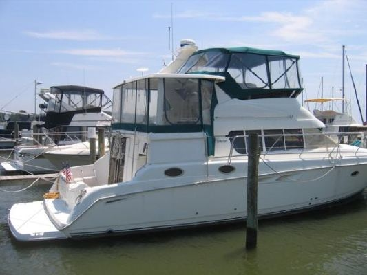 1997 silverton 442 cockpit motor yacht boats yachts for sale for Silverton motor yachts for sale