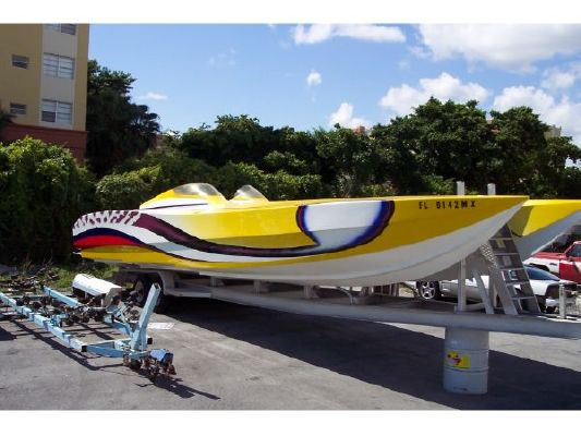 1997 Skater 40 RACE DECK - Boats Yachts for sale