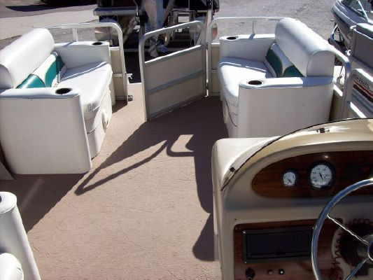 Smoker Craft Boats >> Smoker Craft 20' pontoon 1997 - Boats Yachts for Sale