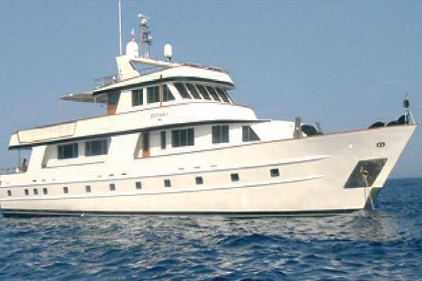 Steel Motor Yacht 1997 All Boats