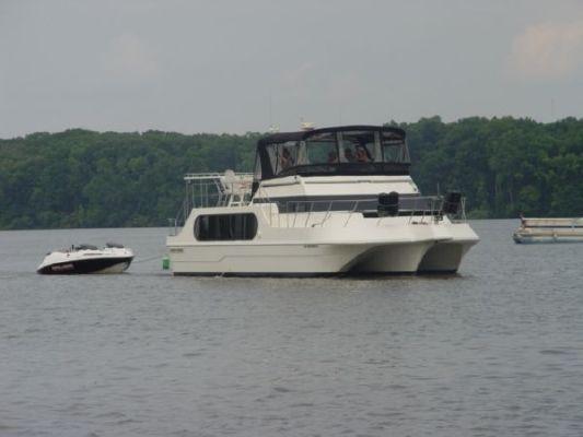 Stolkraft by Harbor Master Coastal Cruiser 1997 Egg Harbor Boats for Sale