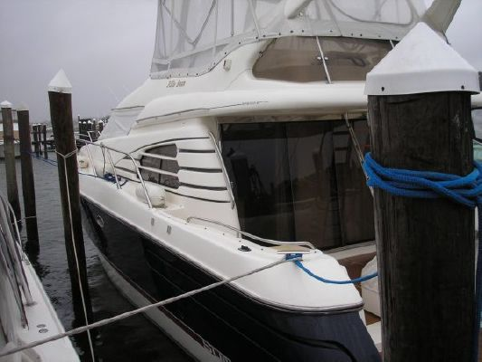 1997 sunseeker manhattan 48  2 1997 Sunseeker Manhattan 48