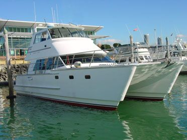1997 tennant 14 power catamaran  1 1997 Tennant 14 Power Catamaran