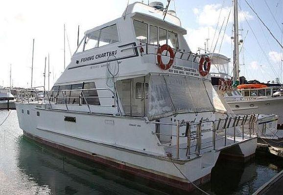 1997 tennant 14m catamaran  2 1997 Tennant 14m Catamaran