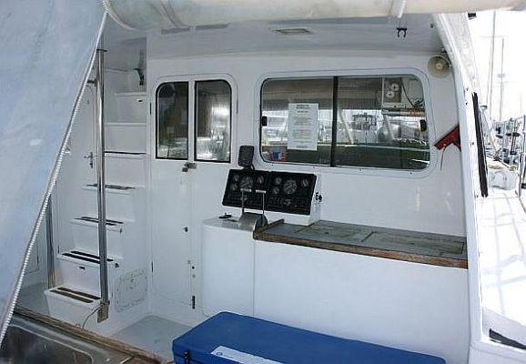 1997 tennant 14m catamaran  3 1997 Tennant 14m Catamaran