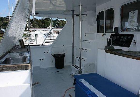1997 tennant 14m catamaran  4 1997 Tennant 14m Catamaran