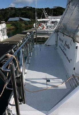 1997 tennant 14m catamaran  5 1997 Tennant 14m Catamaran
