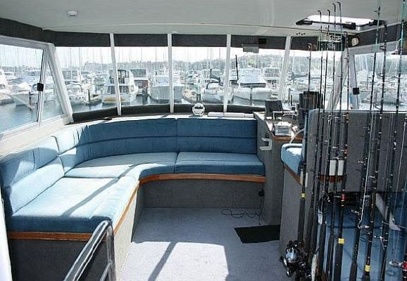 1997 tennant 14m catamaran  6 1997 Tennant 14m Catamaran