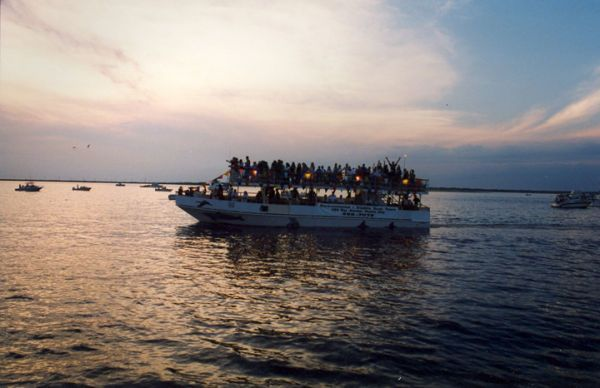 Yank Marine Environmental Tour Boat 1997 All Boats
