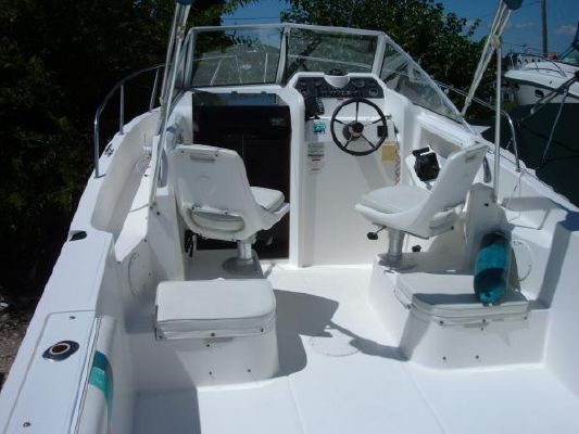 1998 aquasport 245 explorer  8 1998 Aquasport 245 Explorer