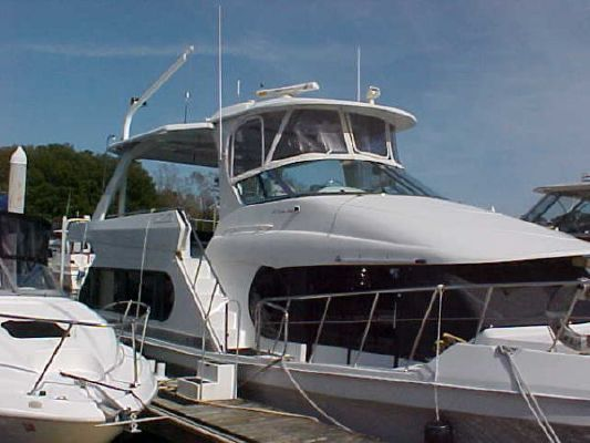 Bluewater 510 CUSTOM W/EXT HARDTOP MOTIVATED!!! 1998 Bluewater Boats for Sale