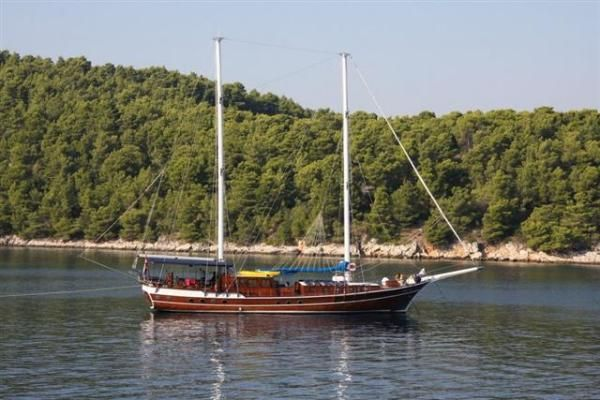 Boats for Sale & Yachts Bodrum Boatyard TRANSOM STERN GULET 1998 Ketch Boats for Sale