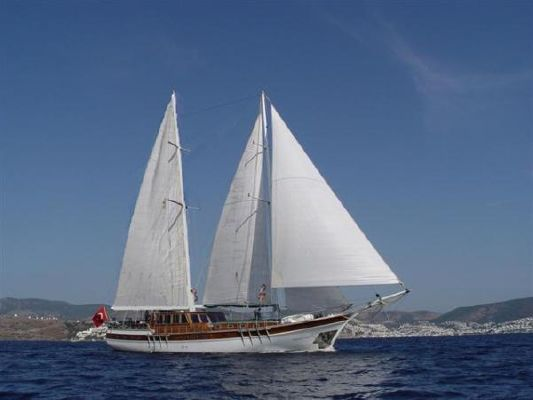 Bodrum Gulet Transom Type Gulet 1998 Ketch Boats for Sale