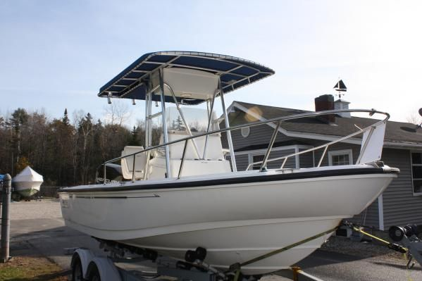 1998 Boston Whaler 20 Outrage - Boats Yachts for sale