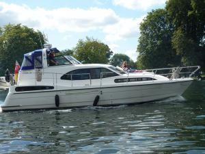 Broom 38 1998 All Boats