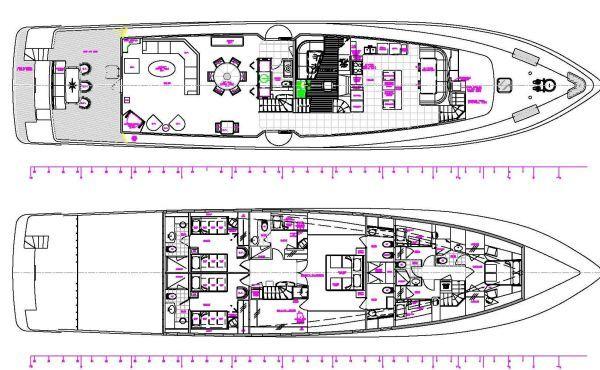 Burger Raised Pilothouse 1998 Pilothouse Boats for Sale