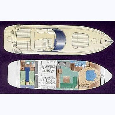 1998 cantieri di sarnico 45 maxim  8 1998 Cantieri di Sarnico 45 Maxim