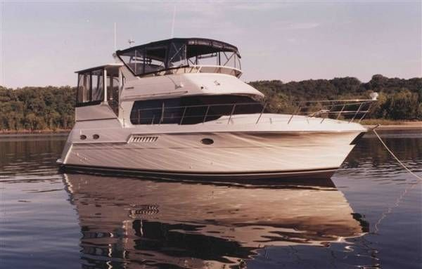 Boats for Sale & Yachts Carver 405 Aft Cabin Motoryacht 1998 Aft Cabin Carver Boats for Sale