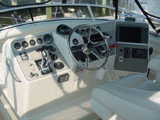 1998 carver 445 aft cabin  12 1998 Carver 445 Aft Cabin