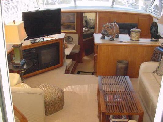 1998 carver 445 aft cabin  16 1998 Carver 445 Aft Cabin
