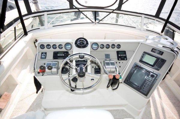 1998 carver 445 aft cabin motor yacht  15 1998 Carver 445 Aft Cabin Motor Yacht
