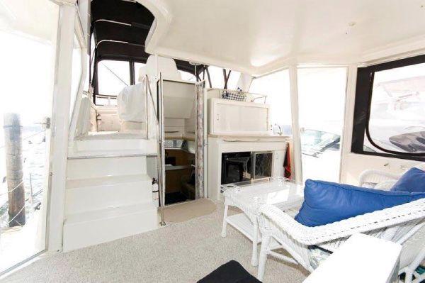 1998 carver 445 aft cabin motor yacht  17 1998 Carver 445 Aft Cabin Motor Yacht