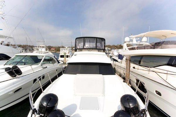 1998 carver 445 aft cabin motor yacht  18 1998 Carver 445 Aft Cabin Motor Yacht