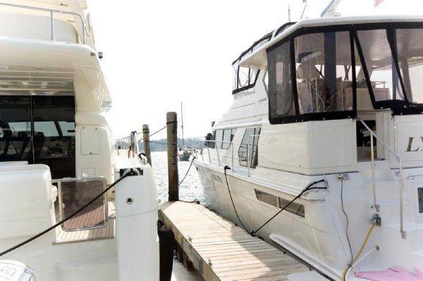 1998 carver 445 aft cabin motor yacht  19 1998 Carver 445 Aft Cabin Motor Yacht