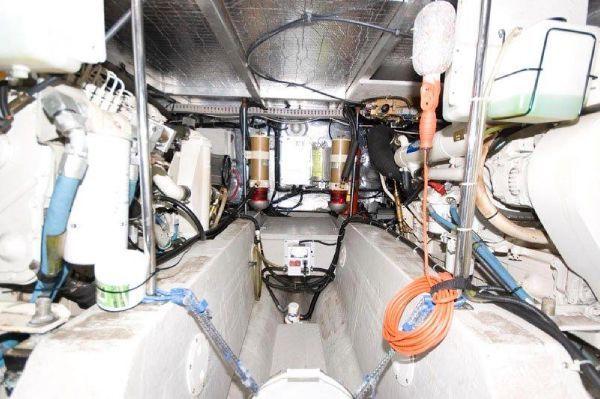 1998 carver 445 aft cabin motor yacht  20 1998 Carver 445 Aft Cabin Motor Yacht