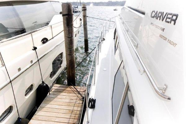 1998 carver 445 aft cabin motor yacht  21 1998 Carver 445 Aft Cabin Motor Yacht