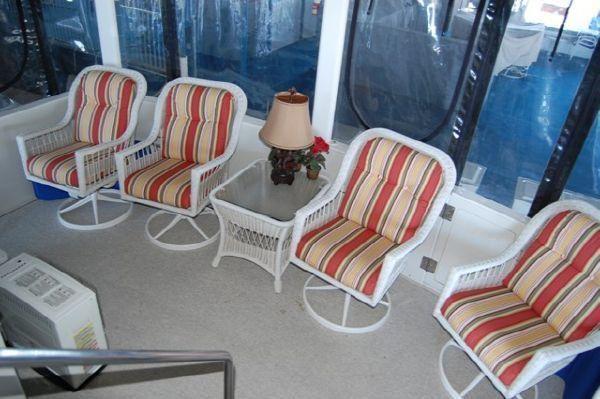 1998 carver 445 aft cabin motor yacht  5 1998 Carver 445 Aft Cabin Motor Yacht
