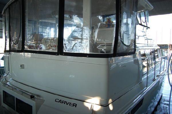 1998 carver 445 aft cabin motor yacht  6 1998 Carver 445 Aft Cabin Motor Yacht