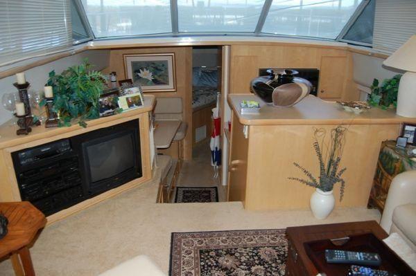 1998 carver 445 aft cabin motor yacht  7 1998 Carver 445 Aft Cabin Motor Yacht