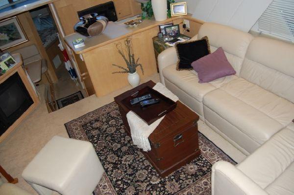 1998 carver 445 aft cabin motor yacht  8 1998 Carver 445 Aft Cabin Motor Yacht