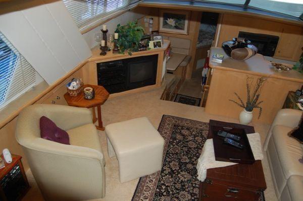 1998 carver 445 aft cabin motor yacht  9 1998 Carver 445 Aft Cabin Motor Yacht