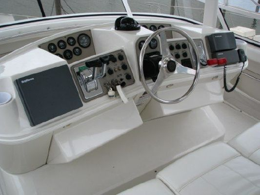 1998 carver 455 aft cabin w hard top  27 1998 Carver 455 Aft Cabin W/Hard Top