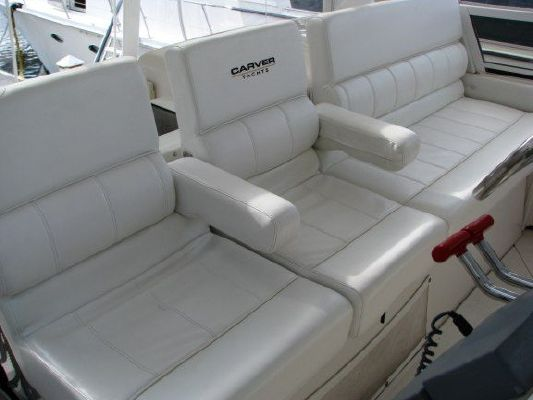 1998 carver 455 aft cabin w hard top  28 1998 Carver 455 Aft Cabin W/Hard Top