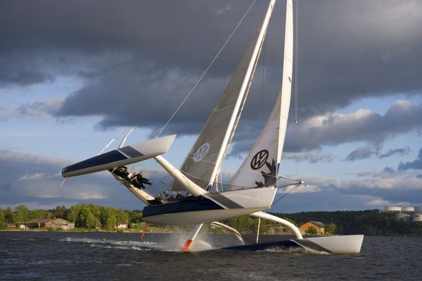 CD4 Technologie ORMA 60 Trimaran 1998 All Boats