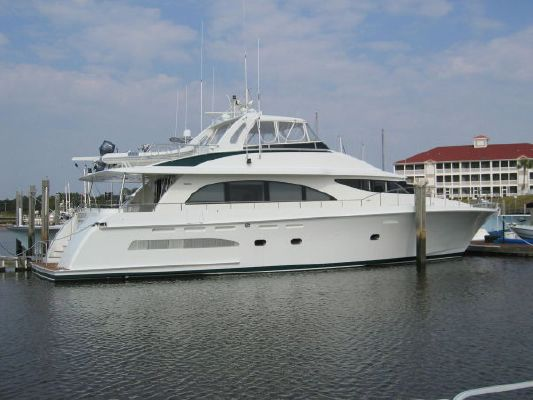 Cheoy Lee Motoryacht 1998 Cheoy Lee for Sale
