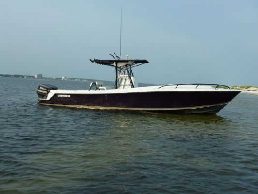 Contender 31 Cuddy 1998 Contender Powerboats for Sale