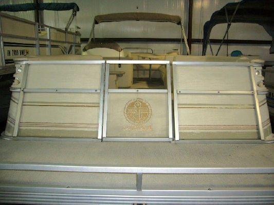CREST PONTOON BOATS CARIBBEAN 1998 Pontoon Boats for Sale