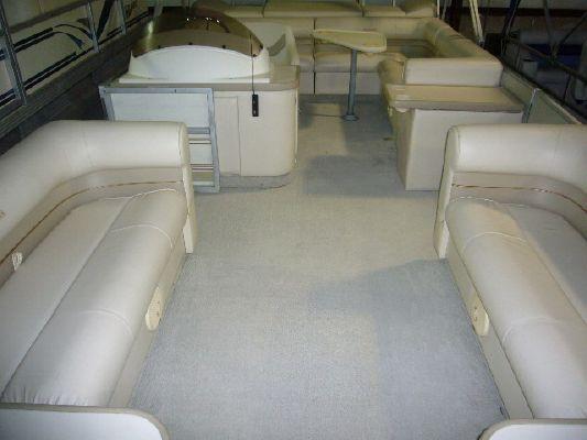 1998 crest pontoon boats caribbean  3 1998 CREST PONTOON BOATS CARIBBEAN