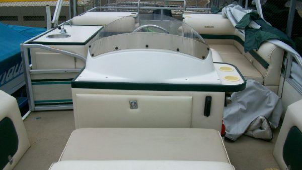 1998 crest pontoon boats super fisherman  17 1998 CREST PONTOON BOATS Super Fisherman