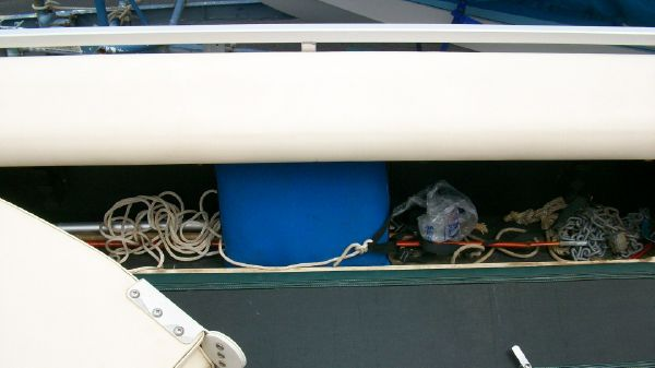 1998 crest pontoon boats super fisherman  6 1998 CREST PONTOON BOATS Super Fisherman