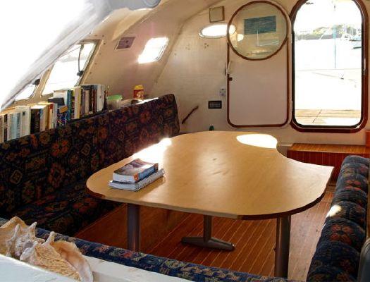 Custom Woods Nimbus 1998 All Boats