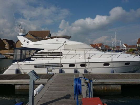 Fairline 43 Squadron 1998 Motor Boats