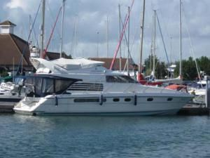 Fairline Squadron 43 1998 Motor Boats